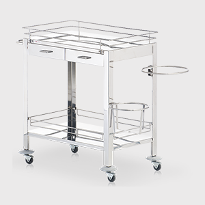 dressing-trolley